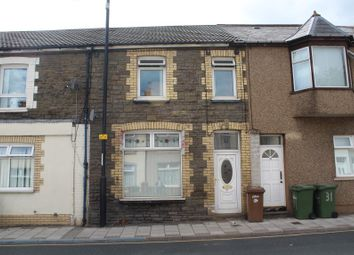 Thumbnail 3 bed terraced house for sale in 33 Commercial Street, Ystrad Mynach, Hengoed, Caerphilly