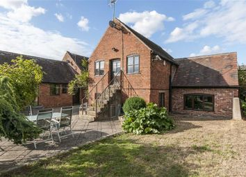 Thumbnail 5 bed barn conversion for sale in Church Lane, Selston, Nottingham
