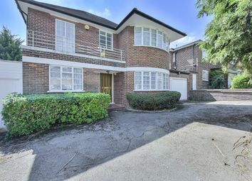 Thumbnail 5 bed detached house to rent in Heathcroft, London