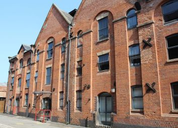 Thumbnail 1 bed flat to rent in The Old Coopers, Wetmore Road, Burton-On-Trent