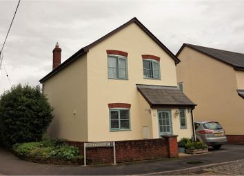 Thumbnail 3 bed detached house for sale in Ansteys Court, Tiverton