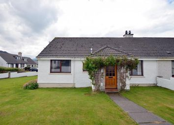 Thumbnail 4 bed semi-detached house for sale in 16 Burnside Terrace, Strath, Gairloch
