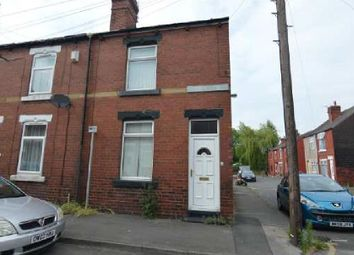 Thumbnail 2 bed end terrace house for sale in Centre Street, South Elmsall, Pontefract