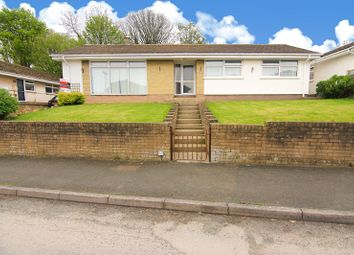 Thumbnail 5 bed detached bungalow for sale in Darren View, Crickhowell