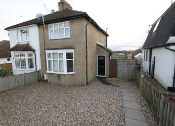 2 bed semi-detached house to rent in Friar Road, Orpington BR5