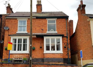 Thumbnail 3 bed semi-detached house for sale in Monk Street, Tutbury, Burton-On-Trent
