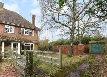 Thumbnail 2 bed semi-detached house to rent in Chartridge Lane, Chesham