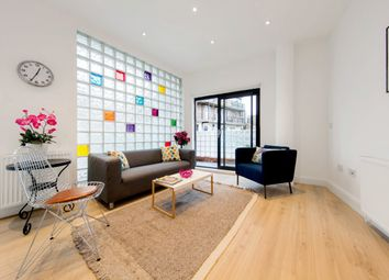 Thumbnail 2 bed flat for sale in Crescent Lane, London, London