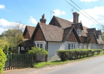 Thumbnail 2 bed semi-detached house for sale in Brandfold Cottages, North Road, Goudhurst, Kent
