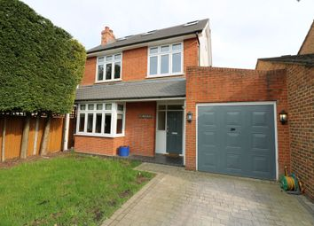Thumbnail 4 bed link-detached house for sale in Claremont Road, Staines Upon Thames