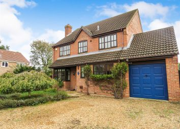 Thumbnail 4 bed detached house for sale in Blacksmiths Close, Ramsey Forty Foot, Ramsey, Huntingdon