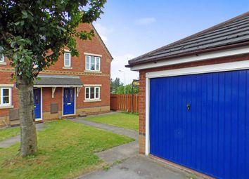 Thumbnail 3 bed semi-detached house for sale in Milton Way, Ettiley Heath, Sandbach