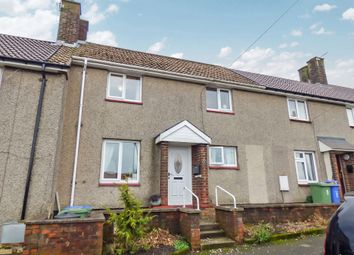 Thumbnail 2 bed terraced house for sale in Farne Road, Shilbottle, Alnwick