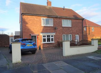 Thumbnail 2 bed semi-detached house for sale in Brunton Close, Newcastle Upon Tyne