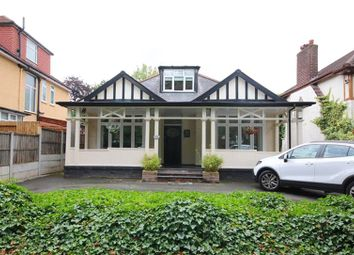 Thumbnail 3 bed detached bungalow for sale in Aigburth Road, Grassendale, Liverpool