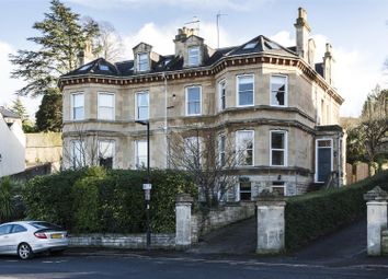 Thumbnail 3 bed flat for sale in Upper Oldfield Park, Bath
