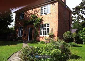 Thumbnail 3 bed detached house to rent in The Mere, Great Glen