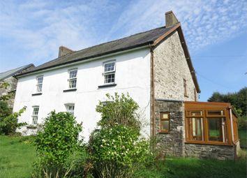 Thumbnail Land for sale in Maesyron, Cefn Gorwydd, Llangammarch Wells, Powys