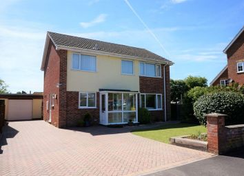 Thumbnail 4 bed detached house for sale in Heathfield Drive, Monkton Heathfield, Taunton