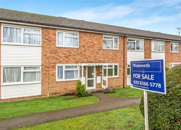 Thumbnail 2 bed flat for sale in Englefield Close, Enfield