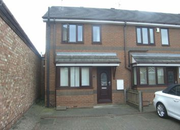 Thumbnail 2 bedroom end terrace house to rent in Gouldesborough Court, Newland Avenue, Hull