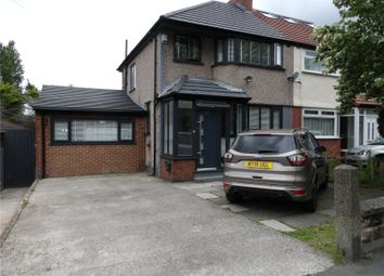 Thumbnail 3 bed semi-detached house for sale in Thingwall Lane, Liverpool