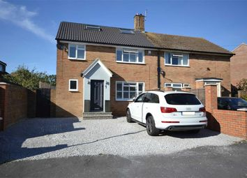 Thumbnail 3 bed semi-detached house for sale in Pulleys Close, Hemel Hempstead, Hertfordshire
