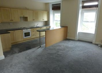 Thumbnail 1 bed flat to rent in Lower Holmes Street, Barry
