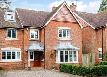 Thumbnail 5 bed semi-detached house for sale in Highlands, Newbury