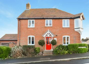 Thumbnail 4 bed detached house for sale in Thornlow Close, Weymouth