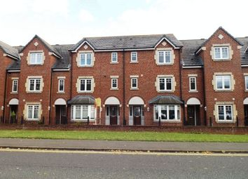 Thumbnail 4 bedroom terraced house to rent in Mowbray Court, Choppington