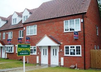 Thumbnail 2 bed end terrace house for sale in High Street, Pensnett, Brierley Hill, West Midlands