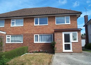 Thumbnail 3 bed semi-detached house to rent in Hawkins Road, Crawley