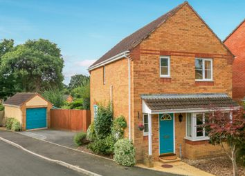 Thumbnail 3 bed detached house for sale in Mannings Meadow, Bovey Tracey, Newton Abbot