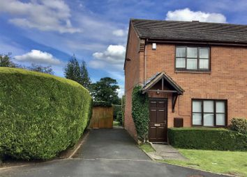 Thumbnail 2 bed semi-detached house for sale in Larkrise Fields, Kettlemore Lane, Sheriffhales, Shifnal