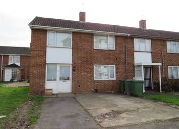 Thumbnail 4 bedroom end terrace house for sale in Studland Close, Southampton