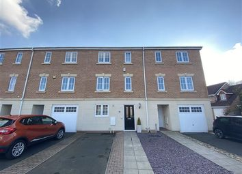Thumbnail 4 bed town house for sale in Lowry Gardens, Carlisle, Cumbria