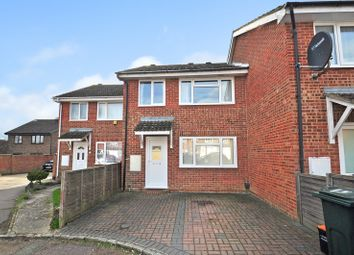 Thumbnail 3 bedroom terraced house to rent in Yew Close, Ashford