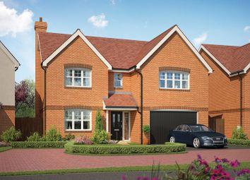 Thumbnail 5 bedroom detached house for sale in Ringwood Road, Ferndown