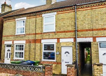 Thumbnail 2 bed terraced house to rent in Broadway, Yaxley, Peterborough