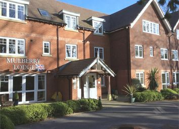 Thumbnail 1 bed flat for sale in Mulberry Lodge, 26 New Brighton Road, Emsworth