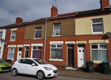 Thumbnail 2 bedroom terraced house for sale in Grafton Street, Stoke, Coventry