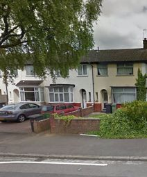 Thumbnail 3 bed terraced house to rent in Hart Lane, Luton