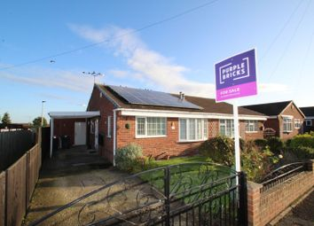 2 bed bungalow for sale in Greenfield Gardens, Flanderwell, Rotherham S66