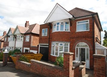 Thumbnail 4 bed detached house for sale in Ainsdale Road, Leicester