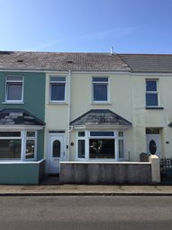 Thumbnail 3 bedroom terraced house for sale in John Street, Neyland, Milford Haven