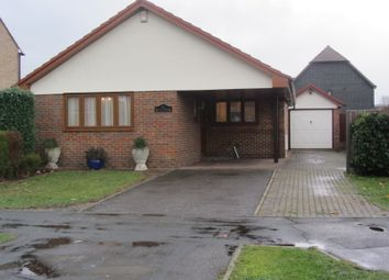 Thumbnail 2 bed bungalow to rent in Godley Road, Byfleet Village