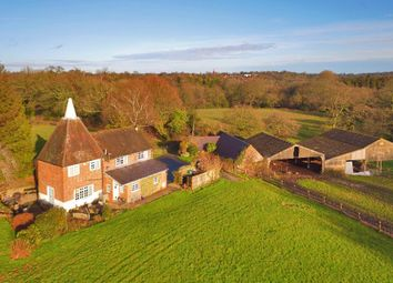 Thumbnail 4 bed detached house for sale in The Moor, Hawkhurst, Kent