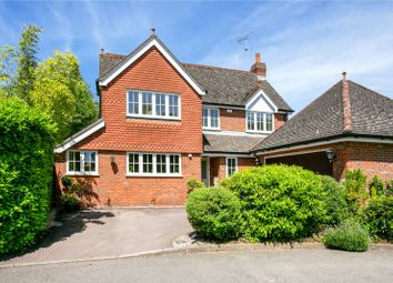 Thumbnail 4 bed detached house for sale in Beacon Close, Chalfont St. Peter, Gerrards Cross, Buckinghamshire