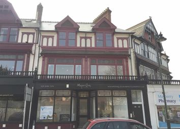 Thumbnail 1 bed flat to rent in Stanwell Road, Penarth, Vale Of Glamorgan